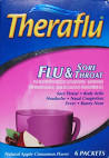 THERAFLU Ingredient Product Labeling: Deceptive Advertising or ...