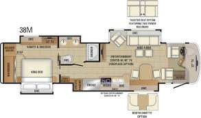 Evergreen Travel Trailer Floor Plans by Front Living Room 5th Wheel Floor Plans Evergreen Rv Introduces