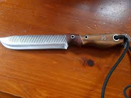 homemade forge re knife from file using homemade forge bonsai