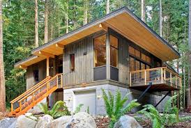 outstanding prefabricated luxury homes with concrete plat form