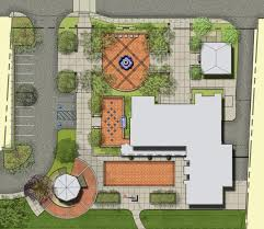 Community Center Floor Plans La Colonia Park U0026 Community Center Van Landscape Architects