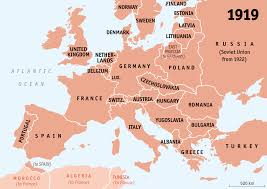 Map Of 1914 Europe by Redrawing The Map