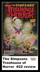 the simpsons halloween of horror the simpsons treehouse of horror 22 review