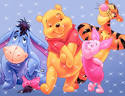 หมีพูห์และพวก Facebook กราฟฟิคสำหรับคอมเม้น - ThaiComment