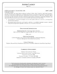 Example For Resume by Resume Cv Format For Word Examples Of Application Letters For