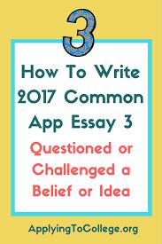 Common App Sample Essay   Doc   www mittnastaliv tk