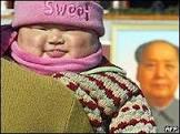China tem 20% das pessoas acima do peso no mundo