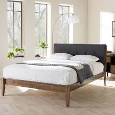 King Size Platform Bed Designs by Best 25 Queen Size Platform Bed Ideas On Pinterest King