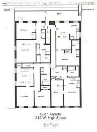 Common House Floor Plans by Bush Arcade Building Efficiency Apartments In Bellefonte Pa 16823