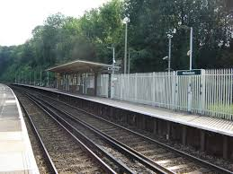 Riddlesdown railway station