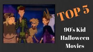 Scary Godmother Halloween Spooktacular Trailer by Top 5 90 U0027s Kid Halloween Youtube