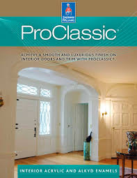 proclassic sherwin williams pdf catalogues documentation