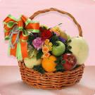 กระเช้าผลไม้ ( fruit basket ) ฟรี