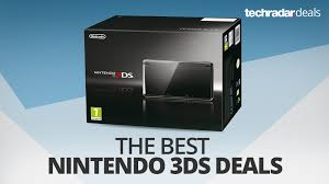 nintendo 3ds xl black friday sale the best nintendo 3ds deals in october 2017 techradar