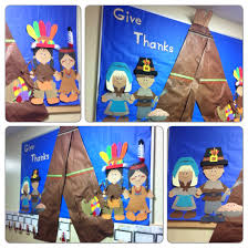 pilgrims on thanksgiving thanksgiving bulletin board pilgrims and indians cut on paper