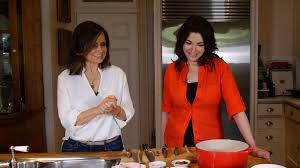 when nigella lawson visits your home and cooks in your kitchen