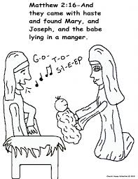 the birth of jesus coloring pages for jesus is born coloring page