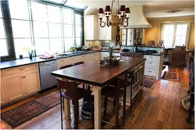 kitchen mesmerizing brown kitchen island table with decorative