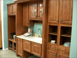 Glass Shelves Kitchen Cabinets Kitchen Glass Front Cabinet Doors Refacing Cabinet Doors Glass