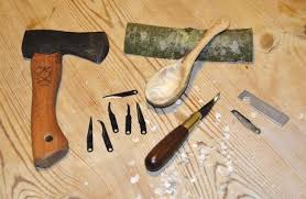razor edge spoon carving set permaculture magazine