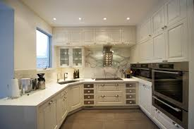 Small U Shaped Kitchen by U Shaped Kitchen Designs Without Island For Small House Using
