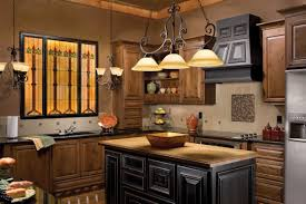 Small Kitchen Lighting Ideas Pictures Traditional Kitchen Lighting Design With Beautiful Windows Ideas