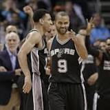 Tony Parker's dagger 3 puts away Hornets, keeps Spurs perfect on the road