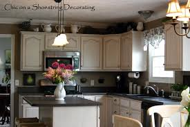 decorating ideas kitchen cabinet tops kitchen design decorating ideas for top of kitchen cabinets jpg