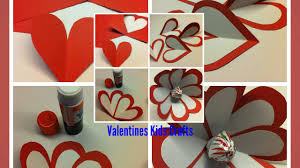 Flowers Home Decoration Valentine Days Creative Home Decorations With Paper For Valentine