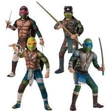 Halloween Ninja Turtle Costume Teenage Mutant Ninja Turtles Costume Kids Tmnt Halloween Fancy