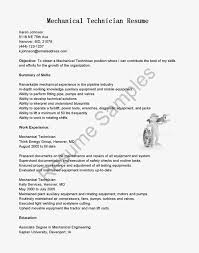 Best Tech Resume by Maintenance Tech Resume Sample Convincing Design And Layout For