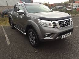nissan navara np300 tekna 2016 vat in darlington county