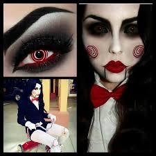 Halloween Doll Makeup Ideas by 15 Festive Fingernails For The Christmas Season Halloween Makeup
