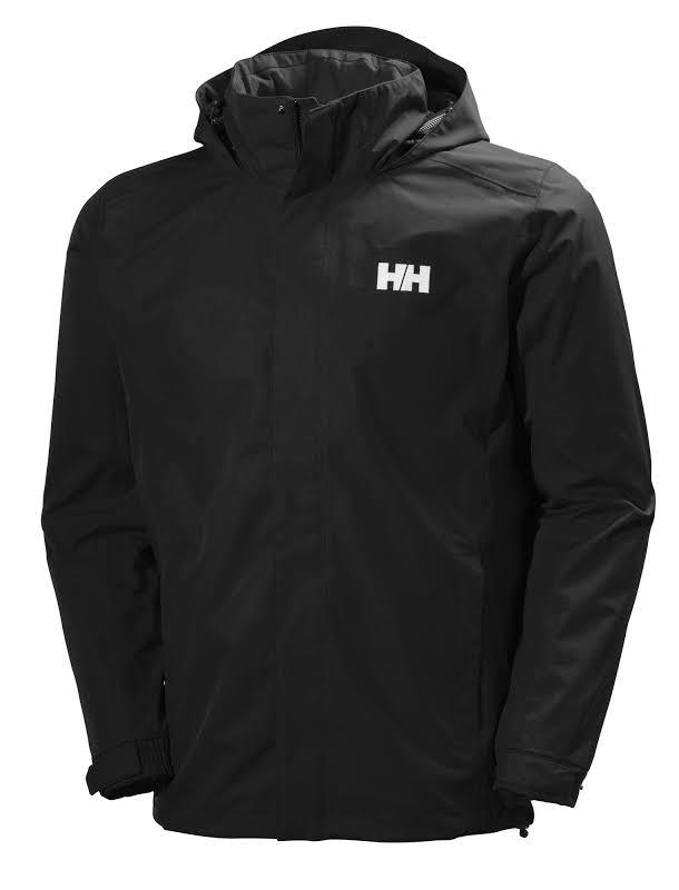 Helly Hansen Dubliner Jacket 62643 BLACK XXXL