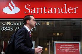 Santander Business Debit Card Beware U0027smishing U0027 Scam That Saw One Santander Customer Lose 23k