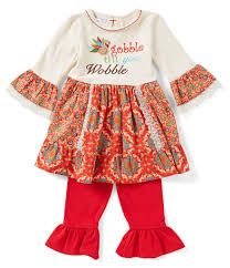 thanksgiving toddler clothes kids girls u0026 sets dillards com