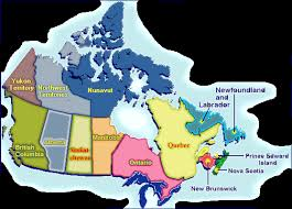 Canada Map Image
