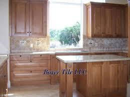 Ceramic Tile Kitchen Backsplash Boyer Tile - Ceramic tile backsplash