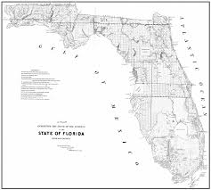 Map Of The Villages Florida by Sofia State Of Florida Map 1845