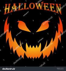 spooky halloween background free scary halloween background creepy grin vector stock vector