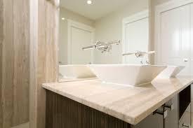 100 travertine bathroom designs travertine tile bathtub