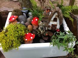 garden rockery ideas alpine garden in belfast sink what a neat idea for an old sink