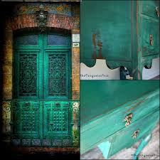 Hand Painted Furniture by The Turquoise Iris Furniture U0026 Art How To Hand Paint An Antique