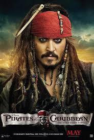 Poster de Piratas del Caribe 4