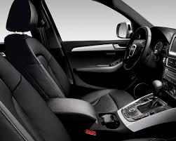 Audi Q5 Interior - 2010 audi q5 s line interior eurocar news