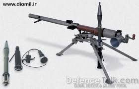 The SPG-9 Kopye Recoilless Rifle is a Soviet weapon.