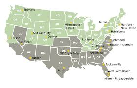 Raleigh Zip Code Map by Available Territories Pearle Vision