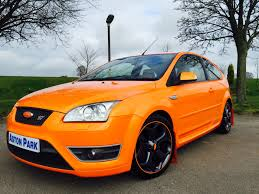 Ford Focus Colours Ford Focus St 2 Aston Park Motor Company