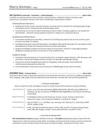 Oilfield Resume Objective Examples by Eg Of Resume Resume Cv Cover Letter