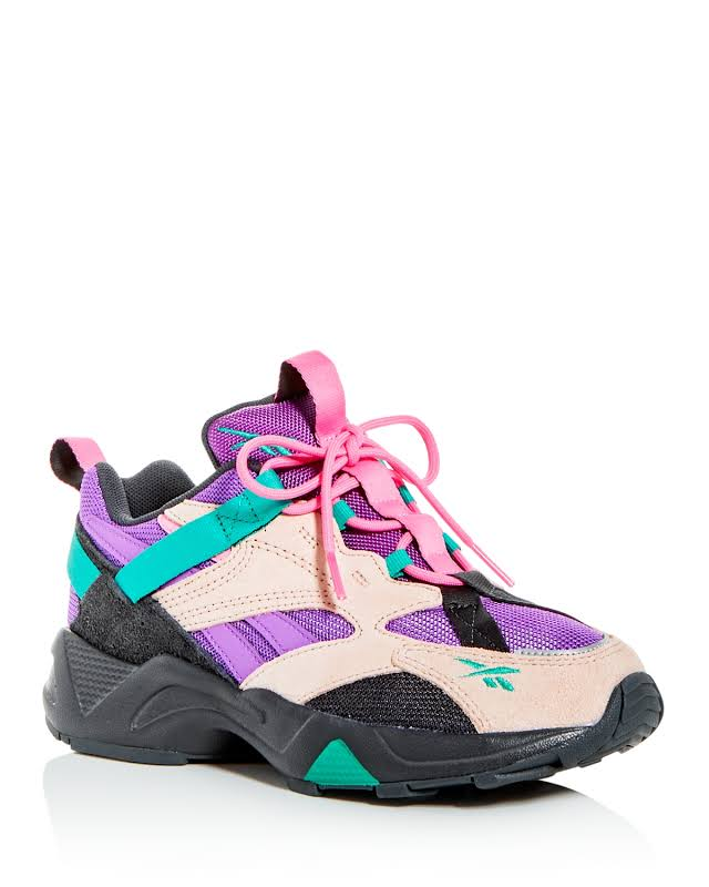 Reebok Aztrek 96 Tan Running Shoes